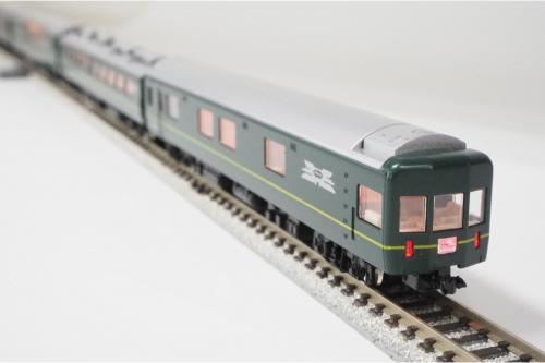 JR24系25形のNゲージ