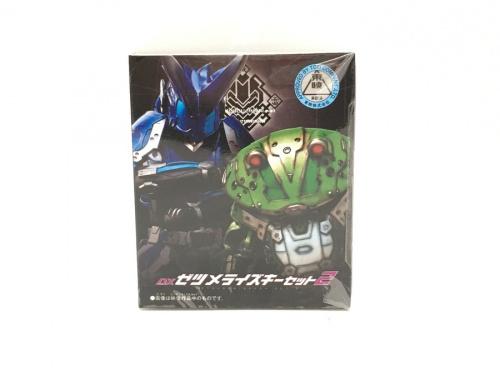 仮面ライダーのDXゼツメライズキーセット2