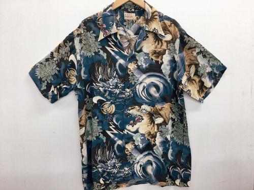 夏物買取のアロハシャツ
