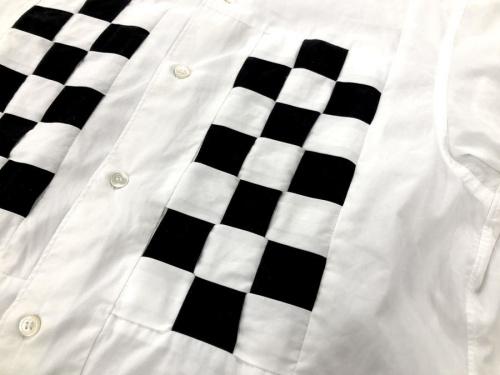 シャツの半袖シャツ