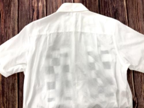 半袖シャツのガンリュウ