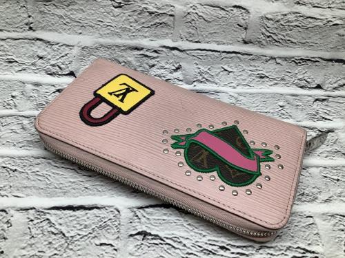 ヴィトン 中古 買取の長財布