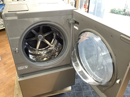 洗濯機のドラム式洗濯乾燥機