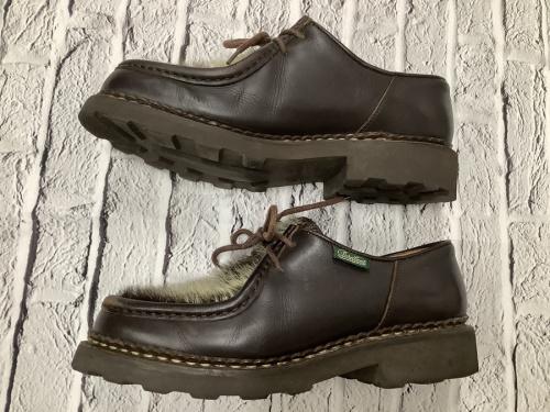 靴のパラブーツ ミカエル フォック