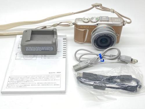 ミラーレスカメラのOLYMPUS(オリンパス)