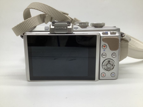 デジタルカメラのOLYMPUS オリンパス