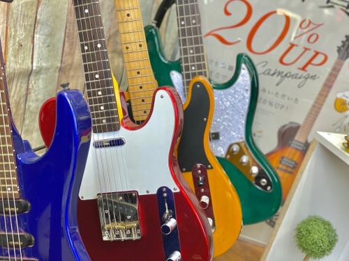 トレファク買取週間の中古ギター