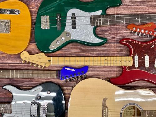 中古楽器の上板橋 楽器 ギター買取
