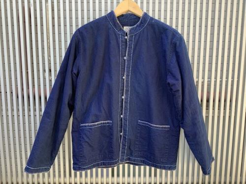 ジャケットのチャイナスタンドカラージャケット