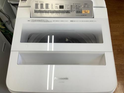 洗濯機の7kg