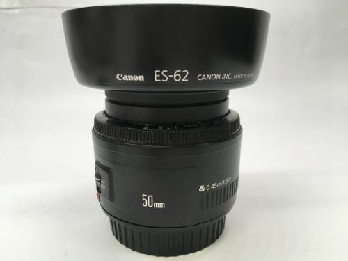 単焦点レンズのCANON