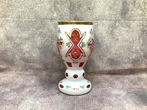 洋食器のフラワーベース 花瓶