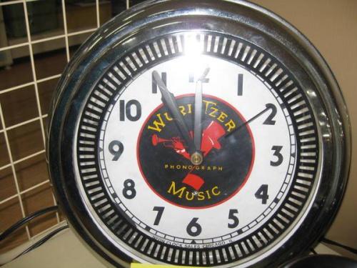 雑貨の時計