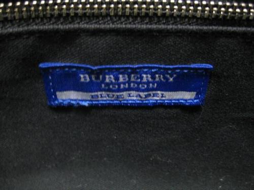 バーバリーのトートバッグ