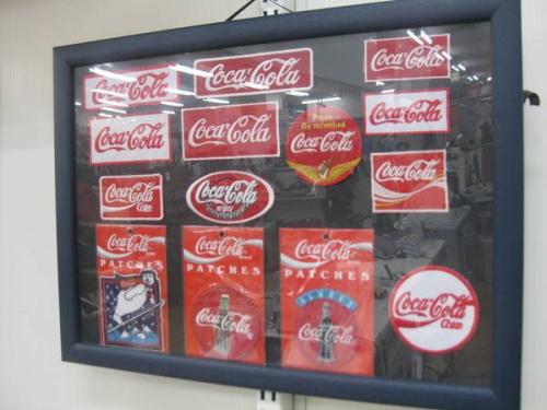 アメリカ雑貨のコカ・コーラ
