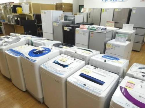 ドラム洗濯機の関西