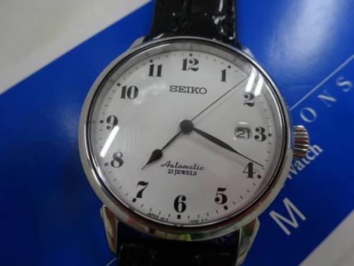 腕時計のオートマチック
