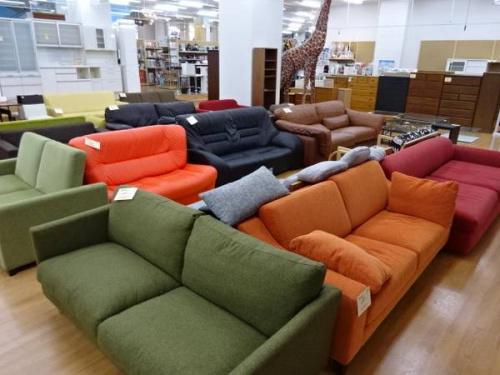 ソファーの家具・インテリア
