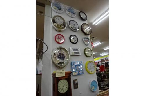 時計の掛け時計