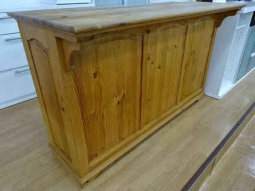キッチンカウンターの中古家具