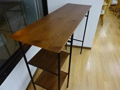 カウンターテーブルの中古家具