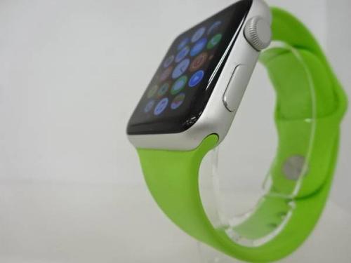 携帯電話のApple Watch