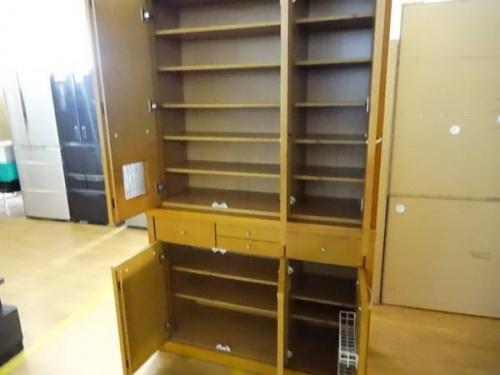 カップボードの中古家具
