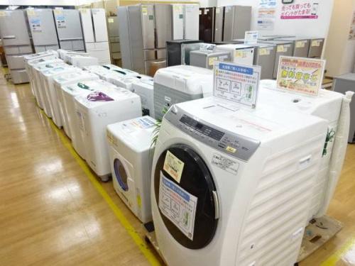 洗濯機の関西