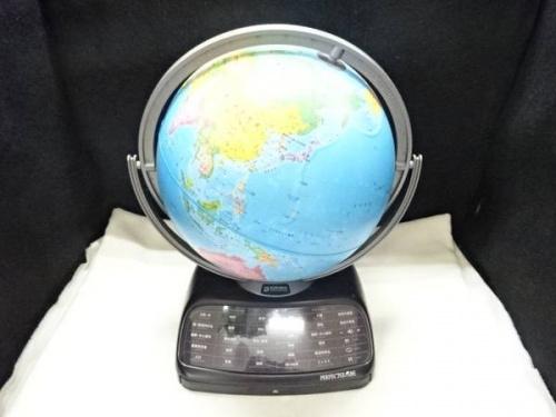 インテリア小物の地球儀