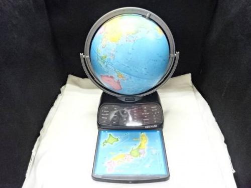 地球儀の関西