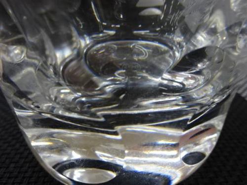 洋食器のバカラ(Baccarat)