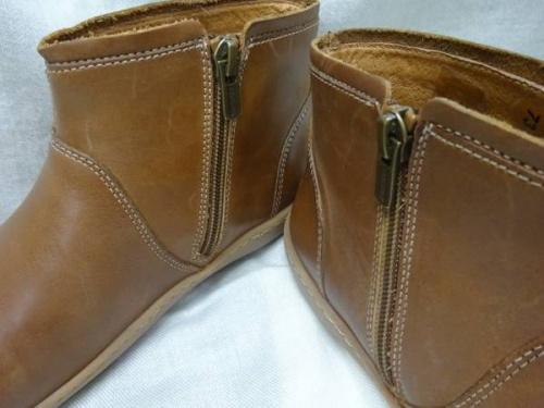 ブーツの関西