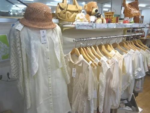 レディースファッションの洋服