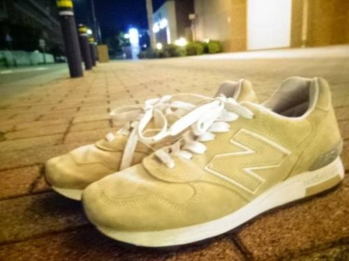 ニューバランス(new balance)の神戸新長田