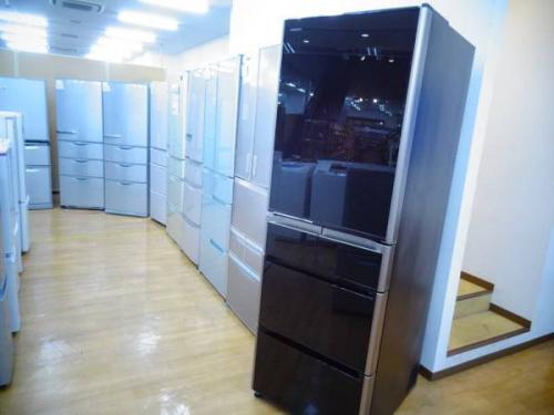 生活家電・家事家電の大型冷蔵庫 中古