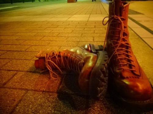 ブーツのWHITE'S BOOTS