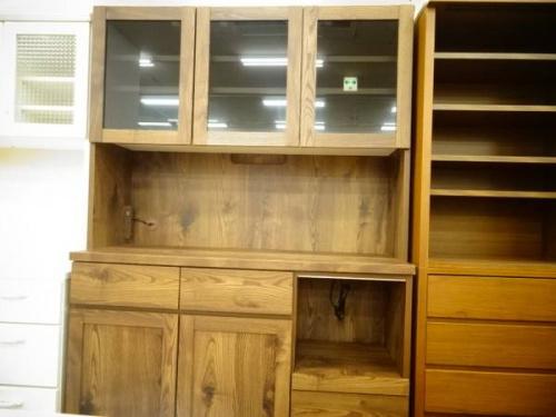神戸 中古 家具 買取の食器棚 レンジボード