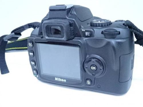 一眼レフ Nikon の神戸新長田