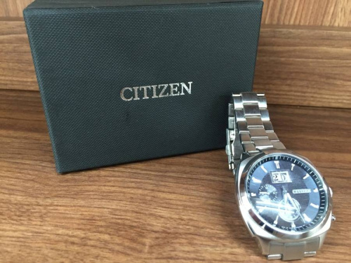 腕時計 中古 買取のCITIZEN