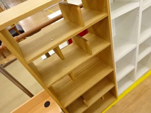 神戸 中古 家具 買取の飛騨産業 本棚