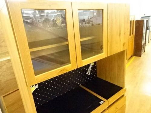 神戸 中古 家具 買取のレンジボード キッチン 収納