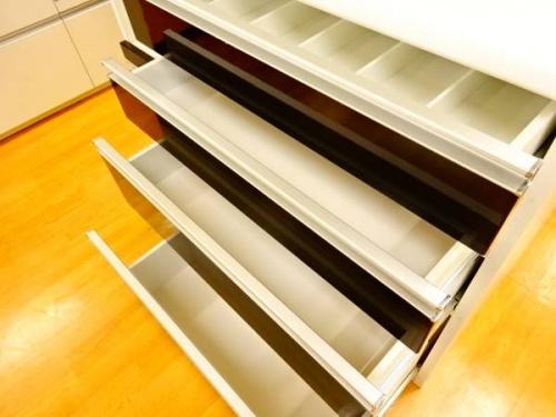 神戸 中古 家具 買取の松田家具 レンジボード キッチン 収納
