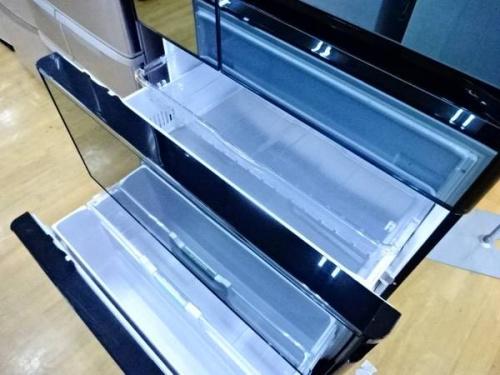 6ドア冷蔵庫 HITACHI 大容量の神戸新長田