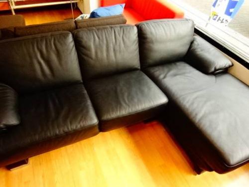神戸 中古 家具 買取のIDC カウチソファ LUXE01