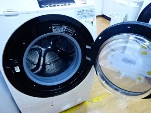 神戸 中古 家電製品 買取  のドラム式洗濯機 HITACHI 高年式 2017年
