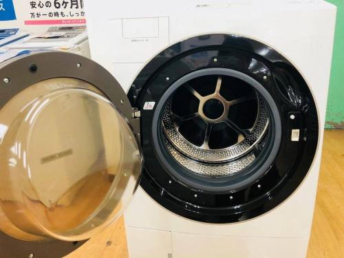 ドラム式洗濯機 TOSHIBA の神戸新長田
