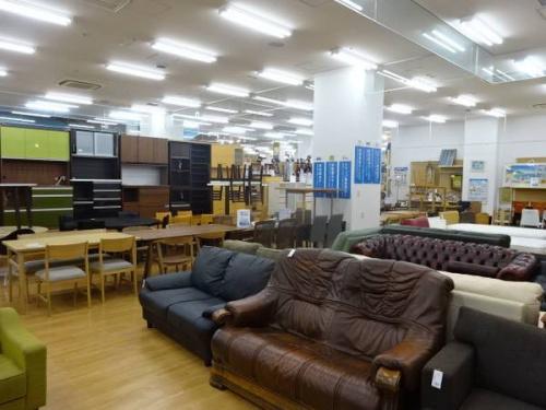 松田家具の関西