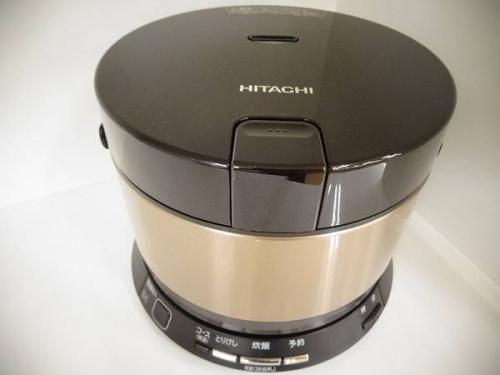 調理家電の炊飯器 HITACHI