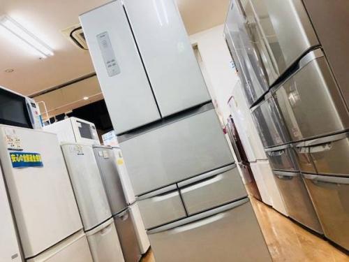 生活家電の冷蔵庫 大型
