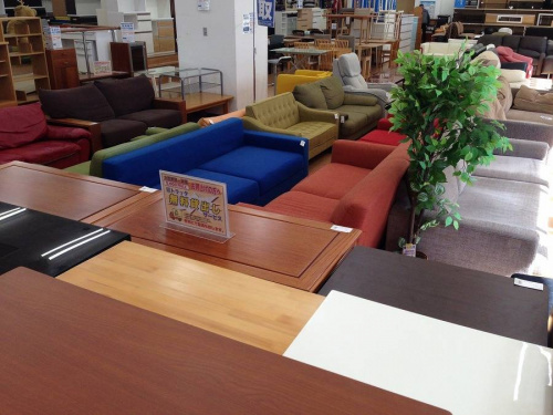 ソファー 中古 販売の関西